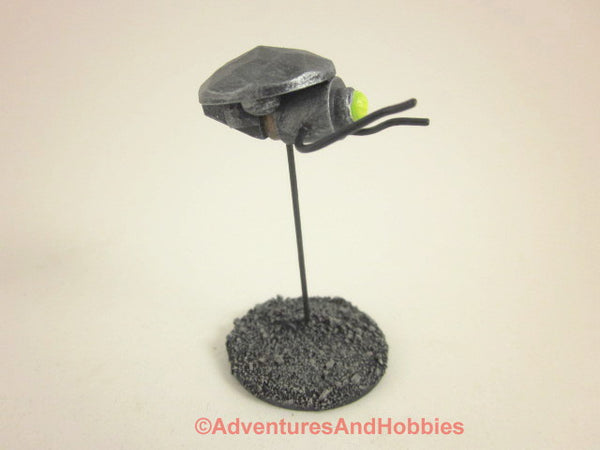 Science Fiction Miniature Robot Maintenance Drone Painted 25-28mm R114 40K