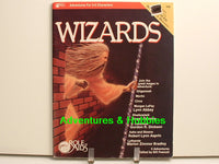 AD&D Role Aids Fez V Wizard's Betrayal 1987 New Mayfair I7