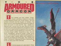 Fantasy Miniature Armoured Dragon Ral Partha 10-419 Box Unpainted D&D