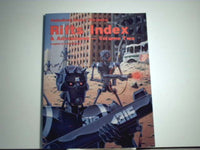 Rifts Index and Adventures Vol 2 Palladium GC Science Fiction RPG