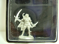 Fantasy Miniature Male Half Elf Ranger Ral Partha 03-158 Unpainted D&D