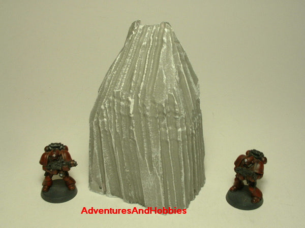 Wargame Terrain Tall Rock Tower S103 Fantasy D&D Warhammer 40K