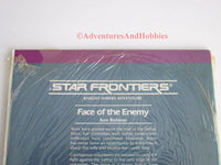 Star Frontiers Face of the Enemy Knight Hawks SFKH3 In Shrink TSR 7810 1984 BS