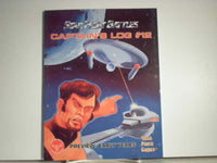Star Fleet Battles Captain's Log 12 New OOP AB Star Trek Amarillo Design