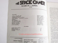 Space Gamer Magazine #16 Wizard Melee Variations Metagaming 1978 BS