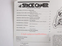 Space Gamer Magazine #19 GEV Pond War Metagaming 1978 BS