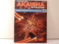 ICE Space Master Action on Akaisha Outstation OOP KB Iron Crown