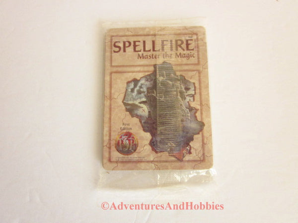 Spellfire First Edition Promo Cards Set TSR 1994