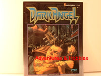 Shadowrun Dark Angel Adventure FASA 1993 OOP IC