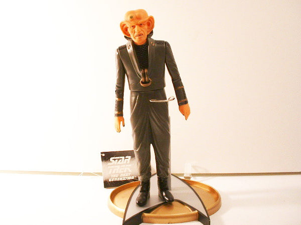 Star Trek TNG Ferengi Vinyl 9 inch Doll New OOP FB