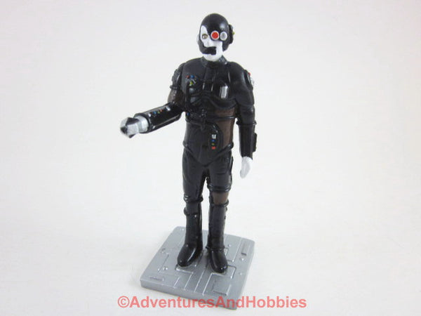 Star Trek TNG The Next Generation Borg Warrior Figure 4 inch Doll do