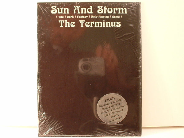 Sun And Storm Fantasy RPG The Terminus Adventure OOP New EB