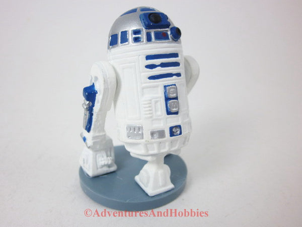 Star Wars R2D2 2 inch figure.