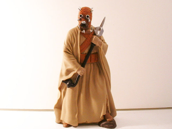 Classic Star Wars Tusken Raider Vinyl Doll New OOP FB