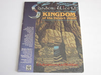 Shadow World Kingdom of the Desert Jewel Sealed Shrinkwrap ICE 6007 BS
