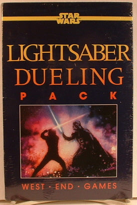Star Wars Lightsaber Dueling Game Pack OOP A8