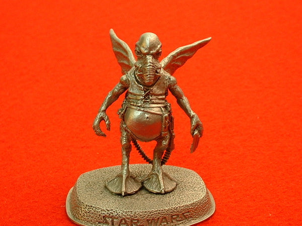 Star Wars 1 Phantom Menace Watto Pewter Miniature Figure Rawcliffe OOP EB
