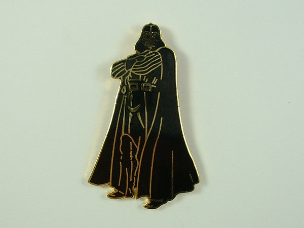Star Wars Pin Darth Vader 1993 Hollywood Pins Metal Cloisonne