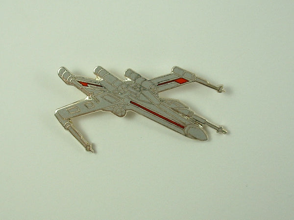Star Wars Pin Rebel X-Wing Fighter 1993 Hollywood Pins Metal