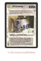 Star Wars R2-D2 Artoo-Detoo 113 A New Hope Trading Card