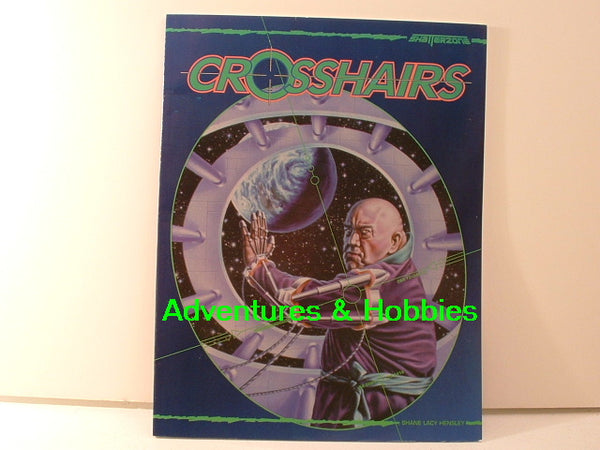 Shatterzone Crosshairs Campaign New OOP KA West End Games