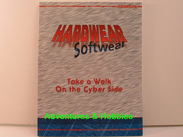 Shatterzone Cyber Hardwear Softwear New OOP C7 West End Games