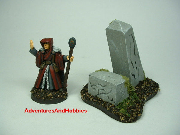 Miniature Sacrificial Altar T1117 Wargame Scenery Cthulhu Horror D&D Fantasy