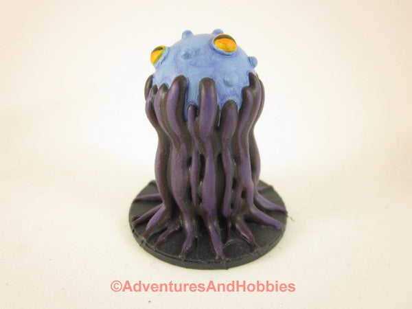 Miniature Lovecraftian monster for 25 to 28 mm scale wargames and role-playing games.
