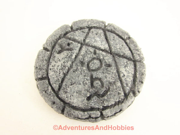 Wargame Terrain Magic Stone Circle Objective Marker T1332 D&D Fantasy
