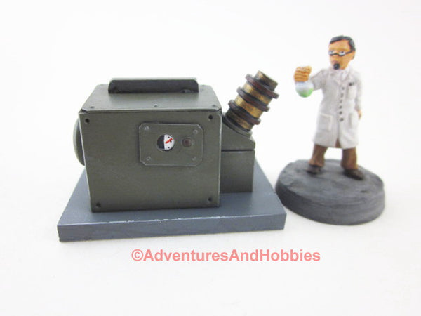 Miniature Wargame Scenery T1426 Laboratory Equipment 25-28mm 40K