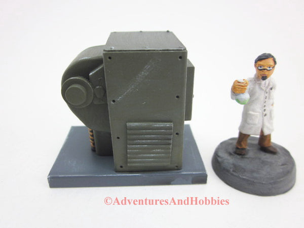 Wargame Terrain Mad Science T1446 Laboratory Industrial 25-28mm 40K