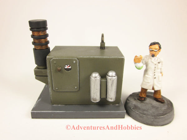 Wargame Terrain Mad Science T1545 Laboratory Industrial 25-28mm 40K