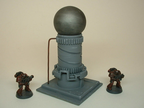 Wargame Terrain Industrial Equipment T268 Warhammer 40K