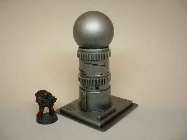 Wargame Terrain Industrial Equipment T434  Warhammer 40K