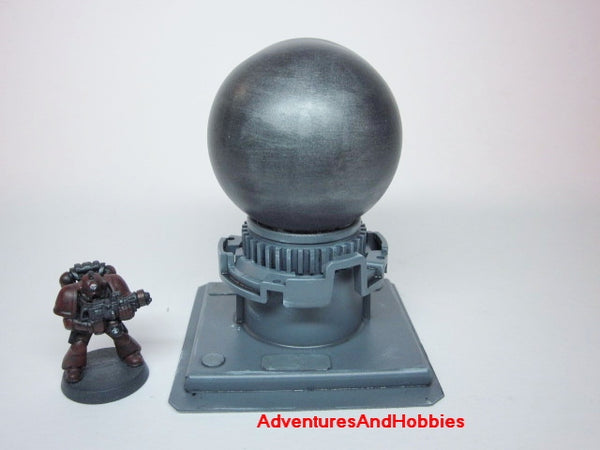 Wargame Terrain Industrial Equipment T445 Warhammer 40K