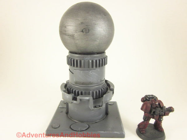 Miniature Wargame Scenery Industrial Equipment T548 Warhammer 40K