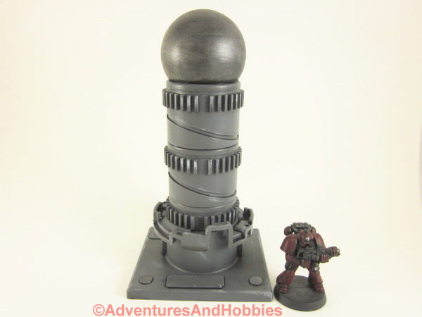 Wargame Terrain Mad Science Industrial Equipment T559 Warhammer 40K