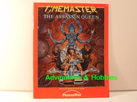 Timemaster The Assassin Queen Time Travel Pacesetter OOP H6