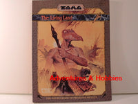 Torg The Living Land Sourcebook OOP West End Games 1990 GC