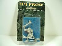 Fantasy Miniature Troll Two Bone Clubs Heartbreaker 3606 Tim Prow