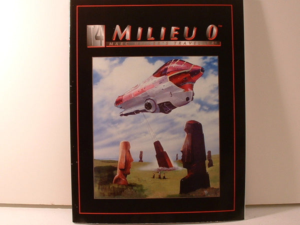 Traveller RPG Milieu 0 Sourcebook T4 New OOP IB Imperium Games
