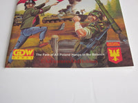 Twilight: 2000 White Eagle Return to Europe Game Designers GDW 0527 1989 BSh