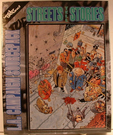Underground LA Campaign Box Street Stories Sealed OOP BB Mayfair