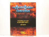 MasterBook Companion Universal RPG D6 West End Games 51003 1996 AT-S