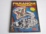 Paranoia Vulture Warriors of Dimension X Campaign West End Games 12019 1990 CUo-S