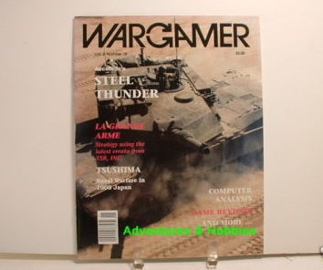 Wargamer Vol 2 #18 Steel Thunder Raid on St Nazire 1989 G8 War Game