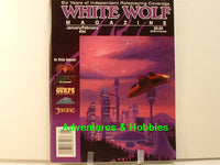 White Wolf #34 Horror GURPS Jorune Shadowrun New '93 F7