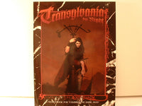 Vampire Dark Ages Transylvania by Night New White Wolf HB Horror RPG