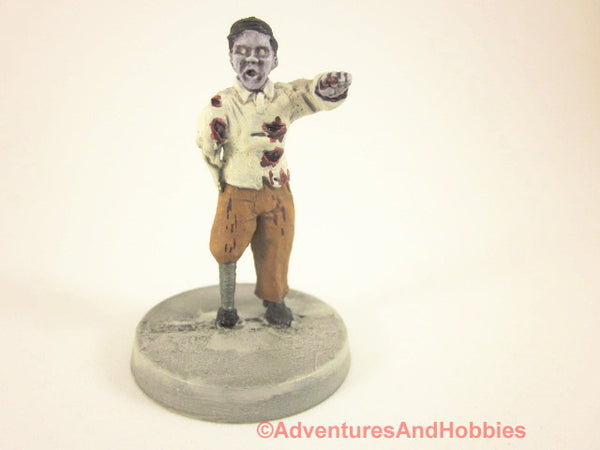 Miniature Zombie Hospital Rehab Patient 164 Post Apocalypse Painted 25mm