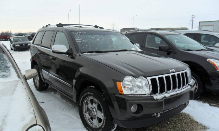 2006 Jeep Grand Cherokee OVERLAND Sold
